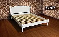 Кровать из дерева Л-207 купить в Одессе, фото 1