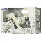 Интерактивный музыкальный динозавр робот игрушка 908C, фото 5