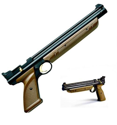 Пневматический пистолет  Crosman American Classic 1377 - Интернет-магазин пневматического оружия Клич в Киеве