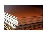 Текстолит листовой марки А, толщина 10,0мм. ГОСТ 2910-74 (Россия)
