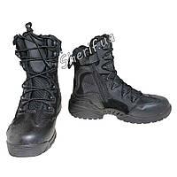 Военные ботинки MagnaM 8 Leather Black