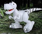 Интерактивный музыкальный динозавр робот игрушка 908C, фото 8