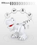 Интерактивный музыкальный динозавр робот игрушка 908C, фото 9