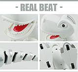 Интерактивный музыкальный динозавр робот игрушка 908C, фото 3