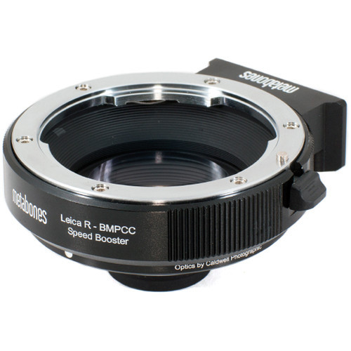 Metabones Leica R Lens to Blackmagic Pocket Cinema Camera Speed Booster (MB_SPLR-BMPCC-BM1)
