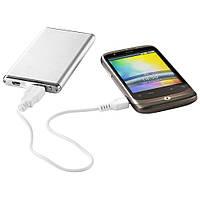 Портативное зарядное устройство Taylor, универсальный аккумулятор 2200 мА/ч, USB кабель