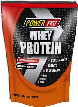 Протеин Power Pro Whey Protein + урсоловая кислота (1 кг)