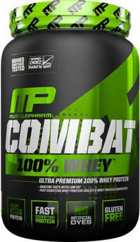 Протеин Muscle Pharm Combat 100% Whey (2,27 kg)