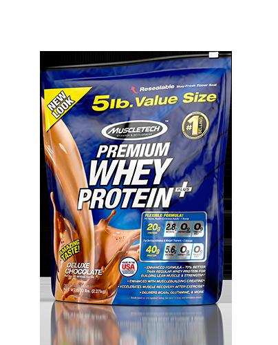 Купити протеїн В Whey Protein Plus (2,27 кг)