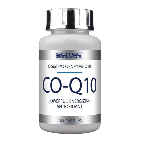 Вітаміни і мінерали Scitec Nutrition Essentials CO-Q10 (100 caps)