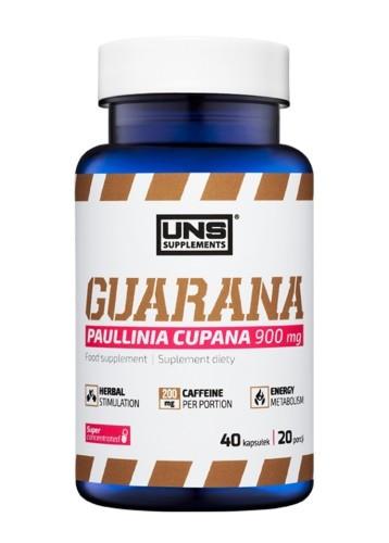 Жиросжигатель UNS Guarana (40 caps)