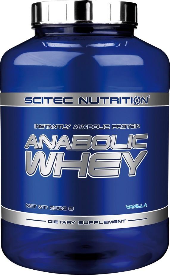 Протеїн Scitec Nutrition Anabolic Whey (2300 г)