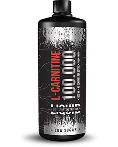 Жіросжігателя MST L-Carnitine Zero 100,000 (1000 ml)