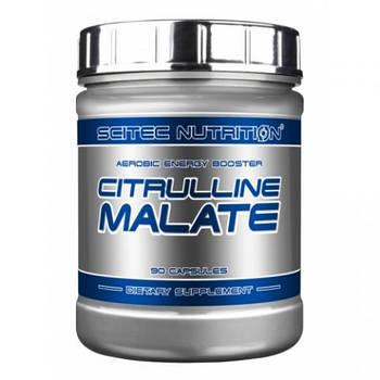 Предтренировочник Scitec Nutrition Citrulline Malate (90 caps)