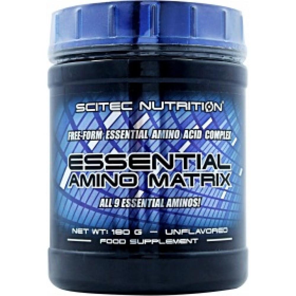 Аминокислоты Scitec Nutrition Essential Amino Matrix (180 g)