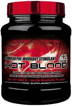 Предтренировочник Scitec Nutrition Hot Blood 3.0 (820 g)
