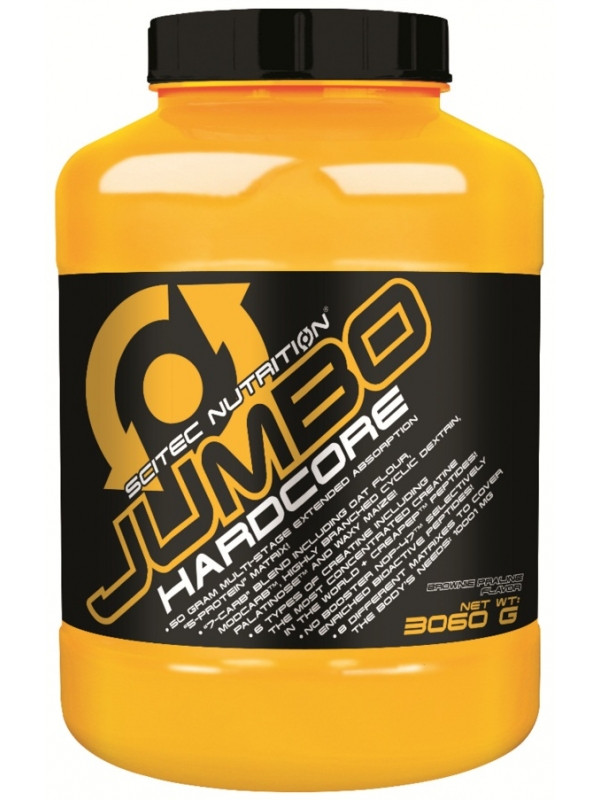 Вітамінний Scitec Nutrition Jumbo Hardcore (3060 g)