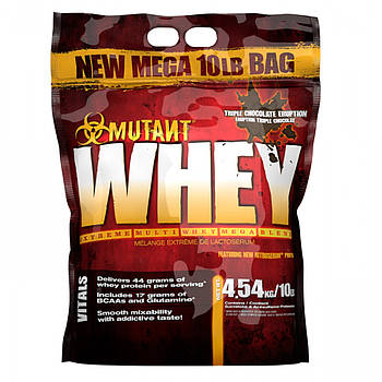 Протеин PVL Mutant Whey (4,54 kg)