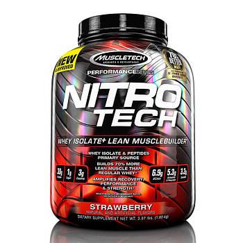 Протеин MuscleTech Nitro-Tech  (1800g)