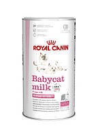 Земенитель  молока для котят Royal Canin Babycat milk (Роял Канин Бебикет милк) 0,3 кг