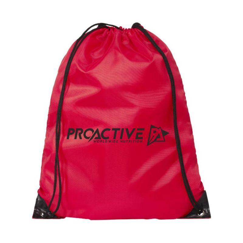 Сумка для спортзала ProActive Plecak Sportowy (Red 33x44 см)