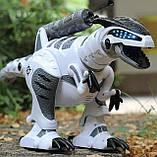 Интерактивный робот динозавр на радиоуправлении с пультом 1825-12, фото 4