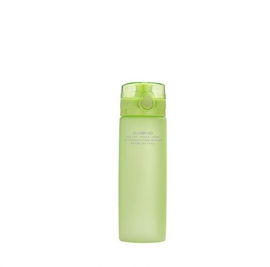 Пляшка для води CASNO 650 мл KXN-1157 Зелена