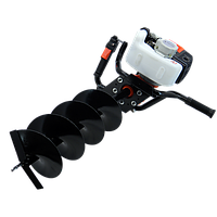 Мотобур Титан ББШД 49-200