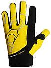 Велорукавички PowerPlay 6556 Жовті S, фото 2