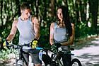 Велорукавички PowerPlay 6556 Жовті S, фото 8
