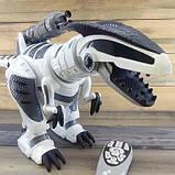 Интерактивный робот динозавр на радиоуправлении с пультом 1825-12, фото 6