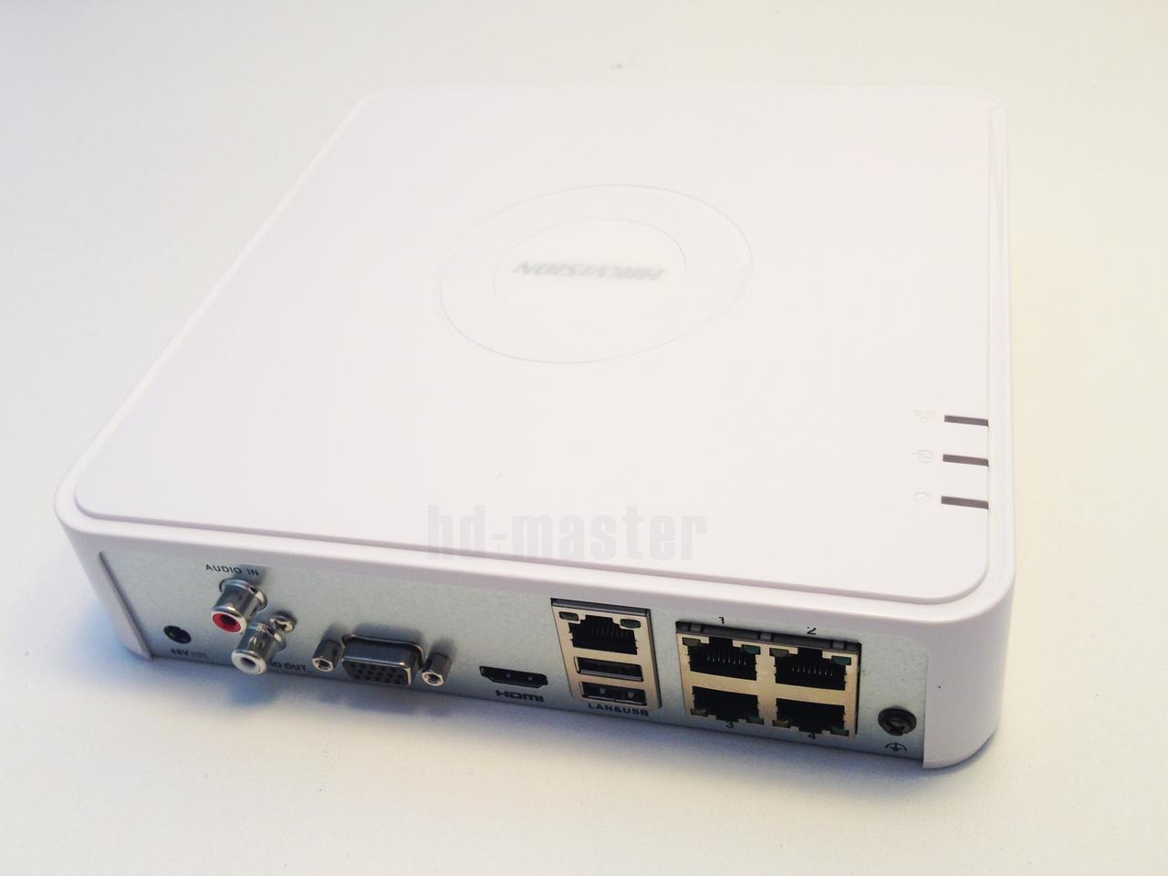 IP-видеорегистратор Hikvision DS-7104NI-SN/P