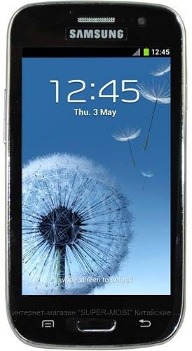 """Китайский Samsung Galaxy S3 i9300, дисплей 4"""", 2 SIM, FM-радио, Java. Заводская сборка."""
