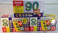 Блок аудіокасет MAXELL UR 90x11, фото 1