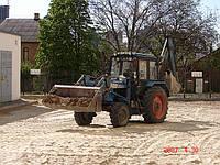 Аренда экскаватора в Киеве (044) 531 88 75