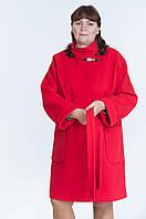 Пальто для женщин оверсайз зимнее