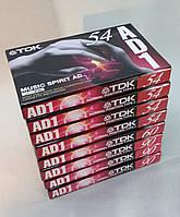 Аудіокасета TDK-AD1 90, фото 1