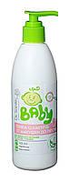 Пенка-шампунь Dr.Sante Baby 0+ От макушки до пяточек - 300 мл.