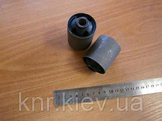 Втулка ушка рессоры задней передняя (сайлентблок) FAW-1011 (Фав)