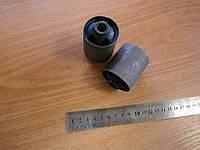 Втулка ушка рессоры задней передняя (сайлентблок) FAW-6371 (Фав)
