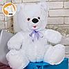 Белый плюшевый медвежонок Малыш, фото 2