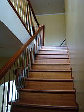 Лестницы из дерева, фото 3