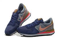 Кроссовки мужские Nike Internationalist blue-grey