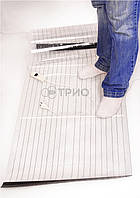 Мобильный теплый пол (переносной теплый пол). Размером 180х60 см., мощность 250 Вт., 55 С