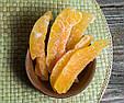 Цукати диня Канталупа 200г Таїланд,натуральна сушена диня, корисні цукати з дині, динні сухофрукти, фото 3