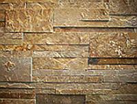 Фасадно-стеновая нарезка-лапша с 2 сторон «Тигр»