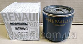 Масляный фильтр Renault Fluence с 2013 года 1.5 DCI (оригинал)