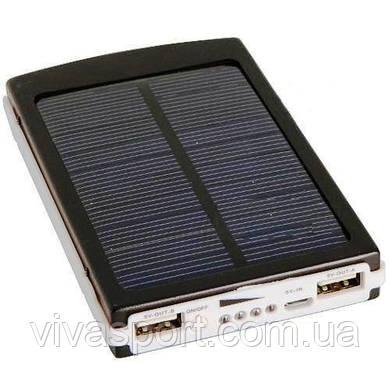 Солнечный аккумулятор Power Bank на 20000 mAh