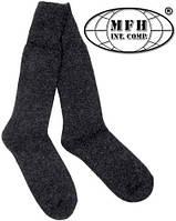 Тёплые носки MFH EXTRA WARM Grey 13653M