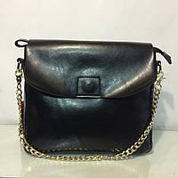 Кожаная сумка планшет